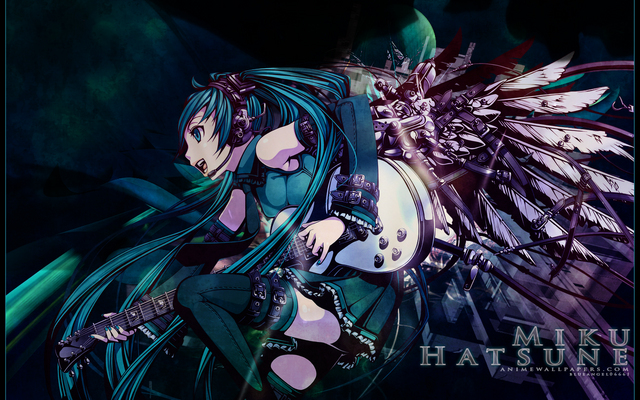 Vocaloid Anime Wallpaper #22