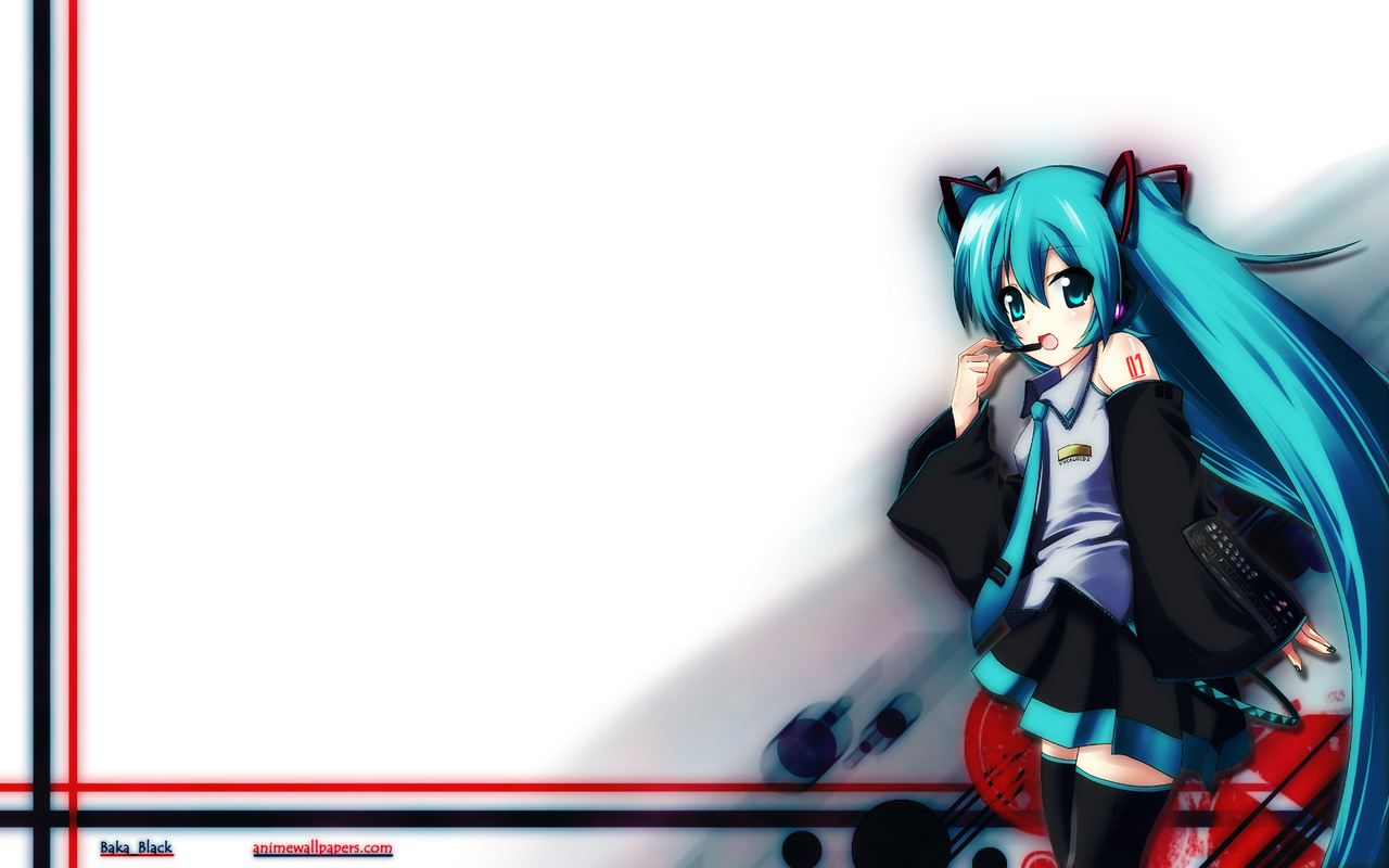 Vocaloid Game Wallpaper # 2