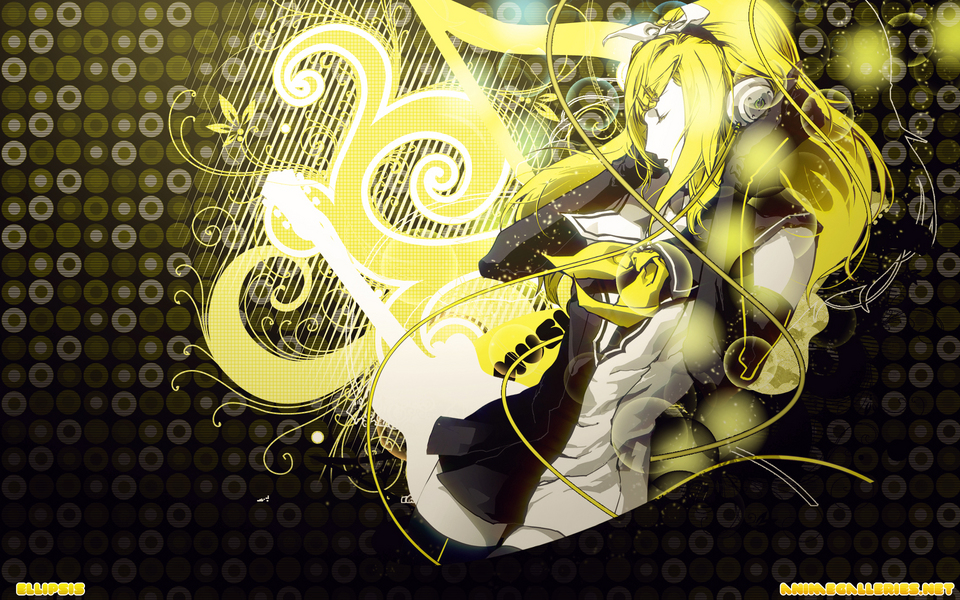 Vocaloid Game Wallpaper # 30
