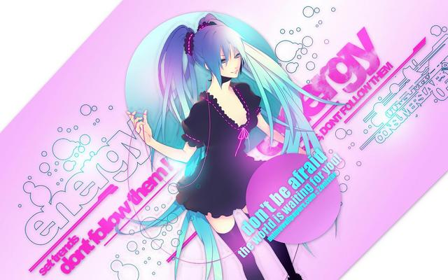 Vocaloid Anime Wallpaper #32