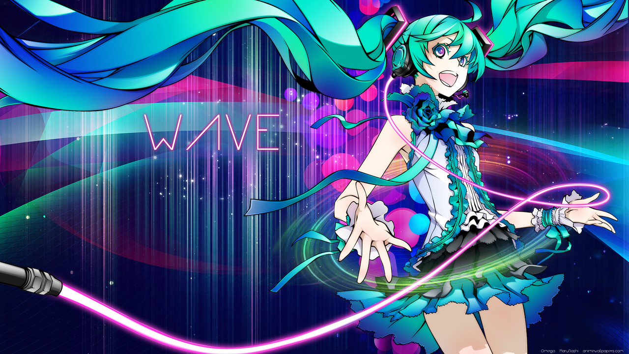 Vocaloid Game Wallpaper # 34