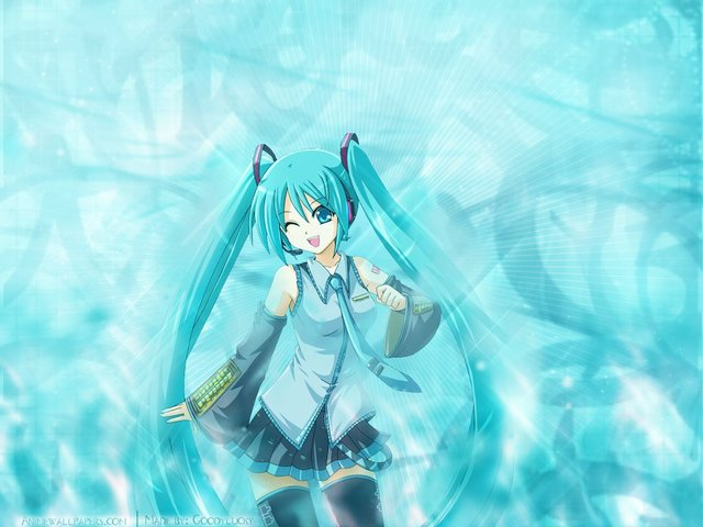 Vocaloid Anime Wallpaper #4