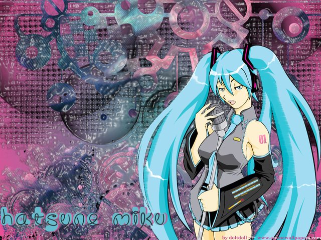 Vocaloid Anime Wallpaper #5