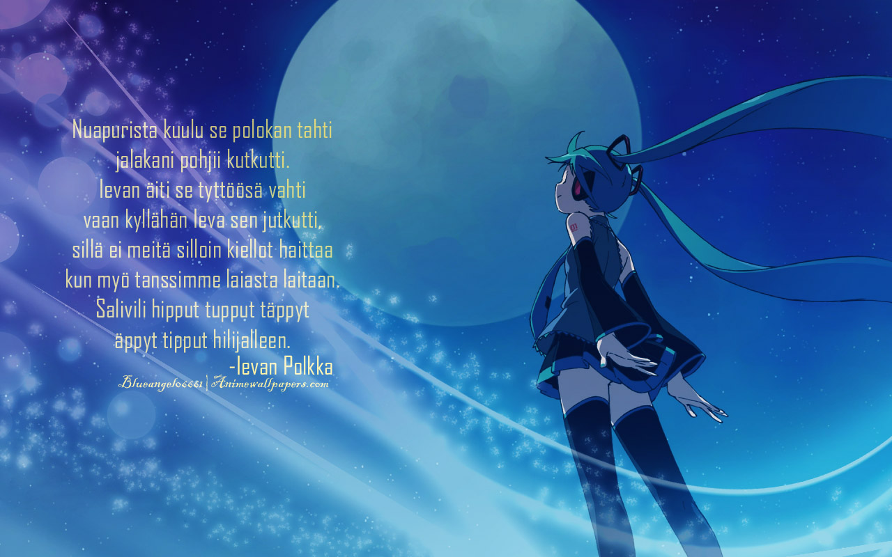 Vocaloid Game Wallpaper # 7