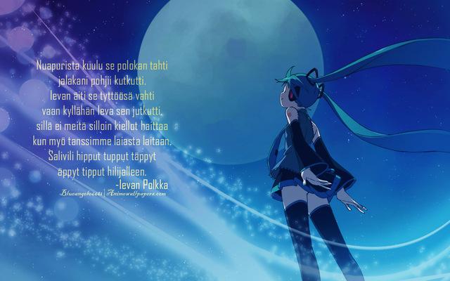 Vocaloid Anime Wallpaper #7
