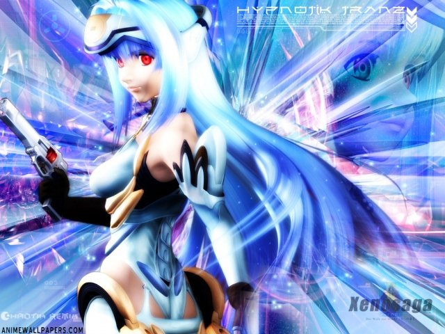 Xenosaga Anime Wallpaper #4