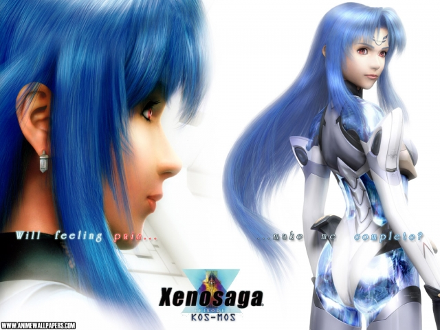Xenosaga II Anime Wallpaper #2