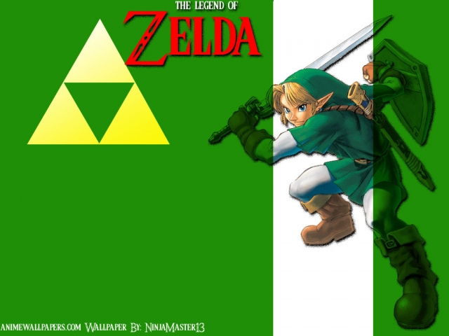 Zelda Anime Wallpaper #1