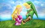 Zelda Game Wallpaper # 3