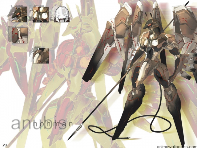 Zone of the Enders Anime Wallpaper #1