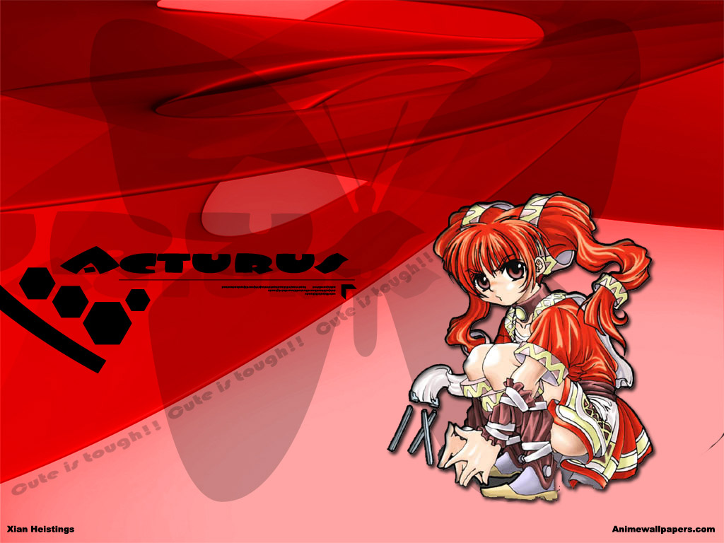 Acturus Anime Wallpaper # 1