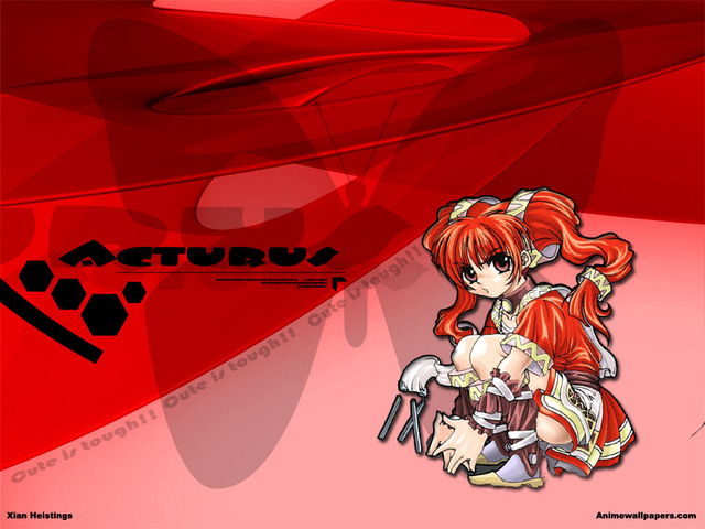 Acturus Anime Wallpaper #1