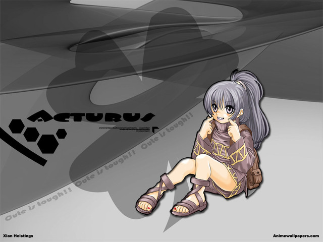 Acturus Anime Wallpaper #4