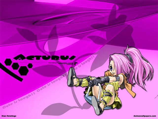 Acturus Anime Wallpaper #6