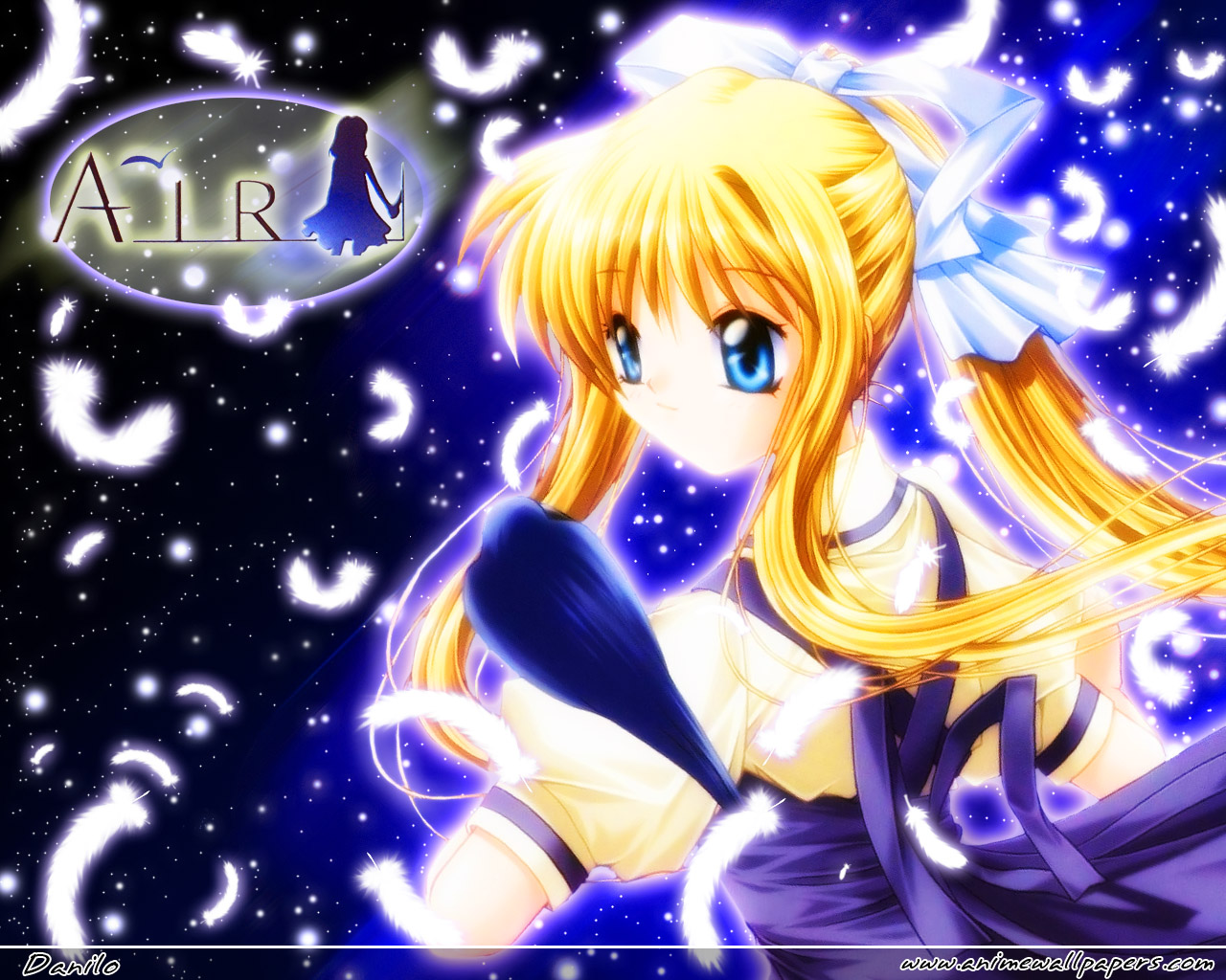 Air Anime Wallpaper # 16