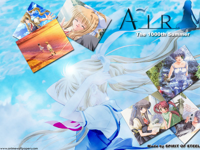 Air Anime Wallpaper #5