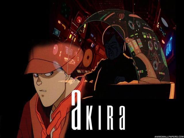 Akira Anime Wallpaper #3