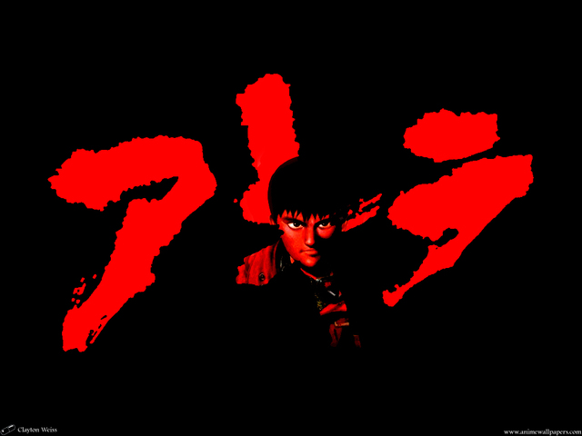 Akira Anime Wallpaper #4