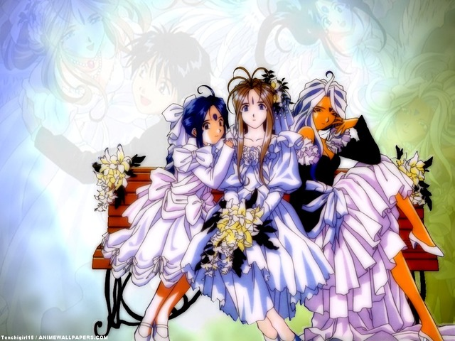 Ah! My Goddess Anime Wallpaper #17