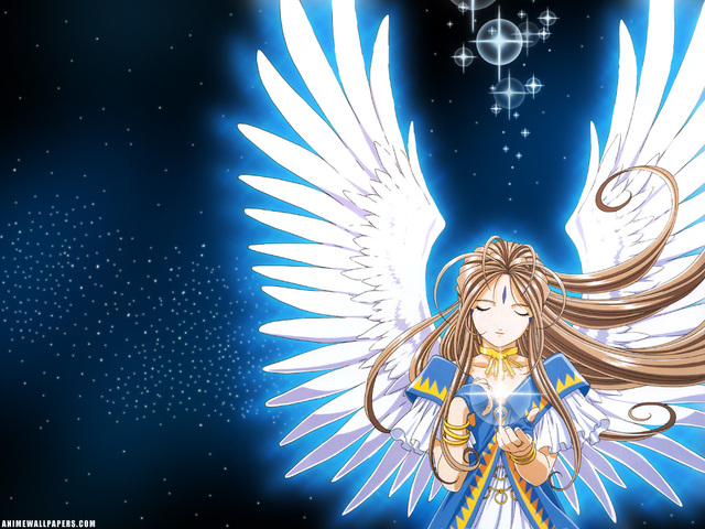Ah! My Goddess Anime Wallpaper #29