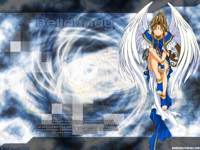 Ah! My Goddess Anime Wallpaper #38