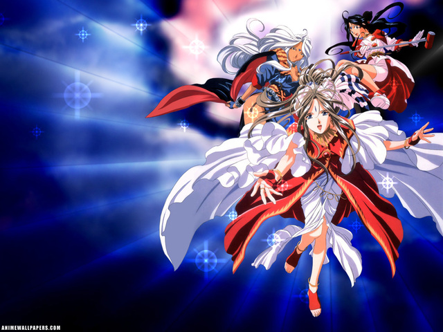Ah! My Goddess Anime Wallpaper #45