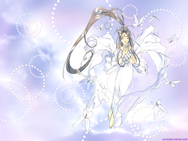Ah! My Goddess Anime Wallpaper #47