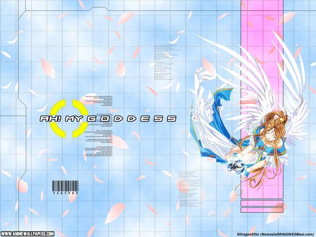 Ah! My Goddess Anime Wallpaper #63