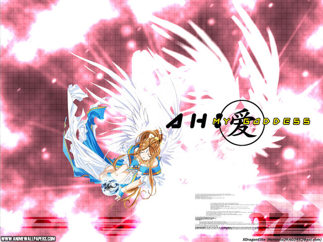Ah! My Goddess Anime Wallpaper #65