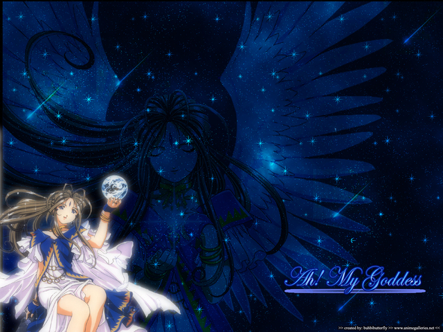 Ah! My Goddess Anime Wallpaper #76