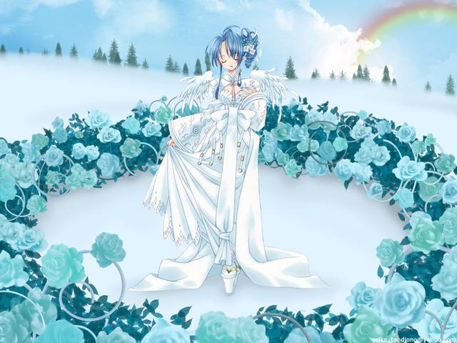 Instant Messaging Angel : Angel dust wallpaper anime wallpapers