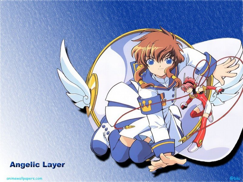 Angelic Layer Anime Wallpaper # 1