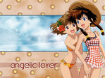 Angelic Layer Anime Wallpaper # 4