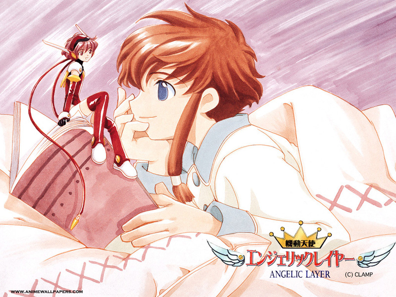 Angelic Layer Anime Wallpaper # 5