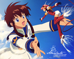 Angelic Layer Anime Wallpaper # 8