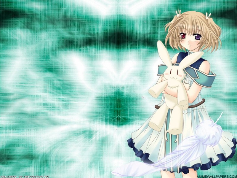 Angelic Serenade Anime Wallpaper # 2