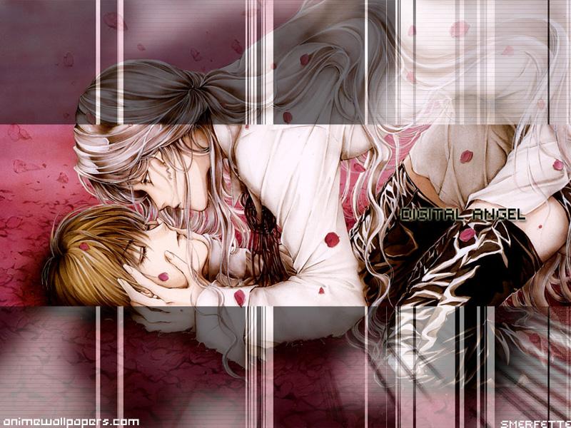 Angel Sanctuary Anime Wallpaper # 11