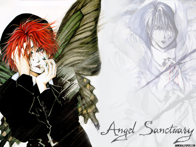 Angel Sanctuary Anime Wallpaper #15