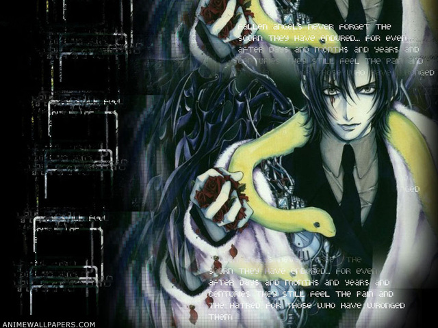 Angel Sanctuary Anime Wallpaper #16