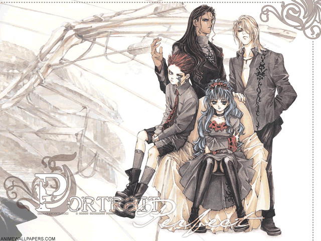Angel Sanctuary Anime Wallpaper #21