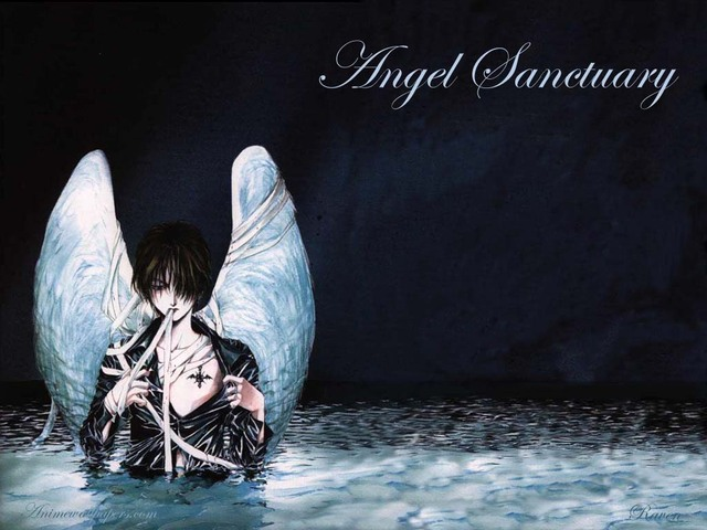 Angel Sanctuary Anime Wallpaper #22