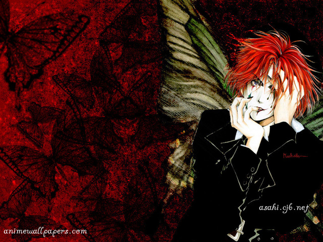 Angel Sanctuary Anime Wallpaper #25