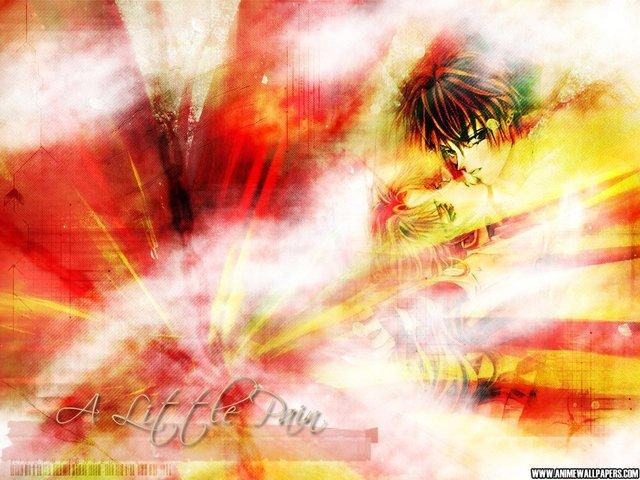 Angel Sanctuary Anime Wallpaper #2