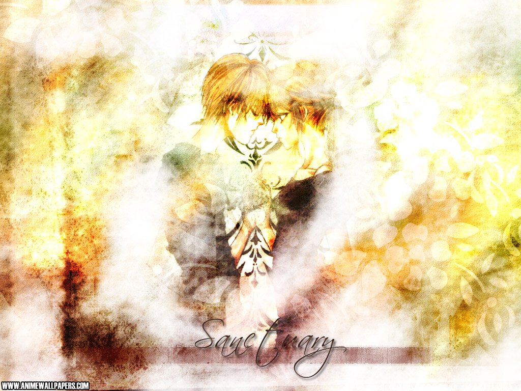 Angel Sanctuary Anime Wallpaper # 3