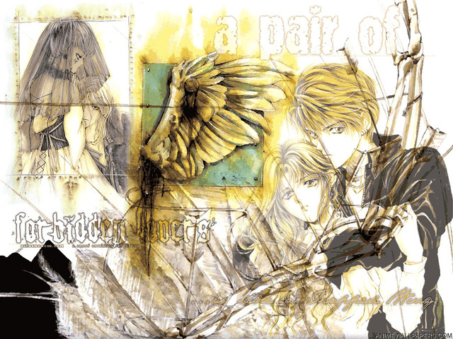 Angel Sanctuary Anime Wallpaper #4