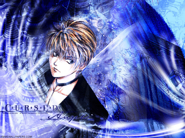 Angel Sanctuary Anime Wallpaper #5