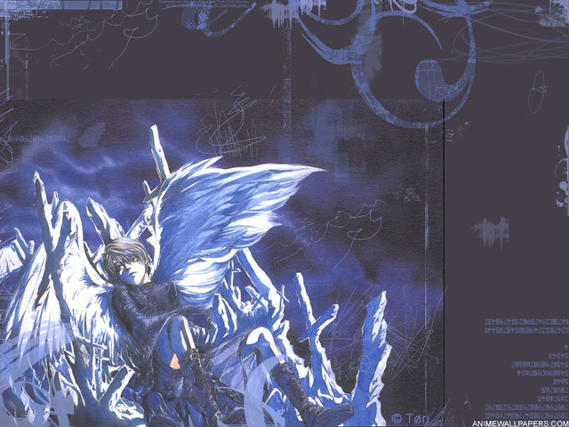 Angel Sanctuary Anime Wallpaper #8