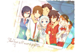 Ano Hana anime wallpaper at animewallpapers.com