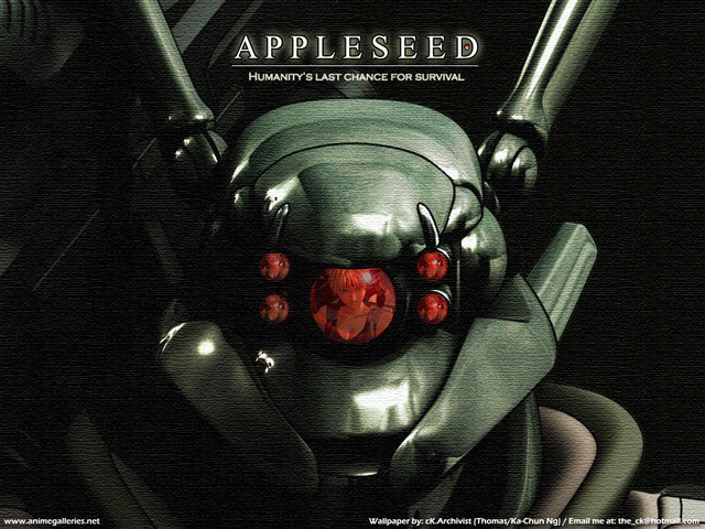 Appleseed Anime Wallpaper #12