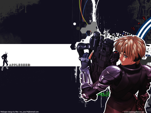 Appleseed Anime Wallpaper #16